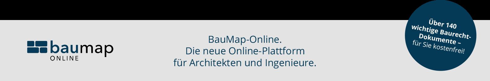 Baumap Online