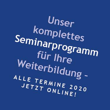 IBS Seminare – Unser Seminarprogramm
